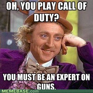 Wonka Meme Call of Duty
