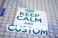 Custom Keep Calm And Whatever