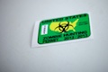 United States Zombie Hunting Permit Sticker