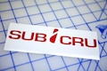 SubiCru Sticker