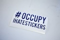 Occupy ihatestickers Sticker