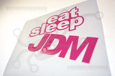 Eat Sleep JDM V2