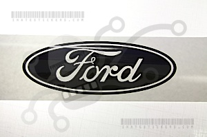 Ford Oval Logo
