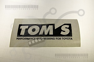 Tom's Performance Logo