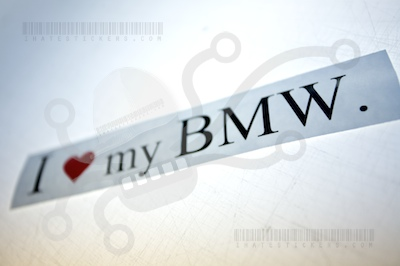 I Heart My BMW