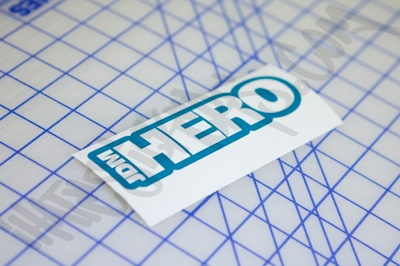 JDM Hero Sticker