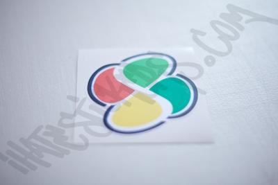 JDM Koreisha Old Driver Badge Sticker