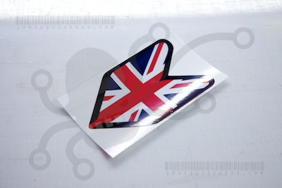 UK New Driver Badge