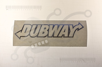 Dubway Diecut