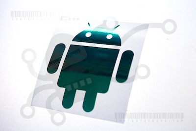 Android Die-Cut