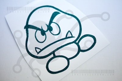 Goomba Sticker