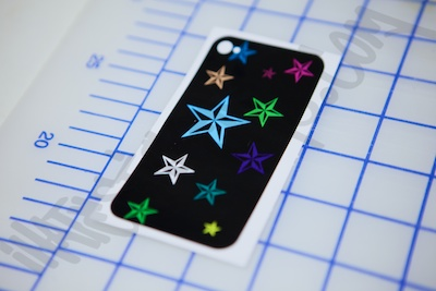 Nautical Stars Phone Wrap