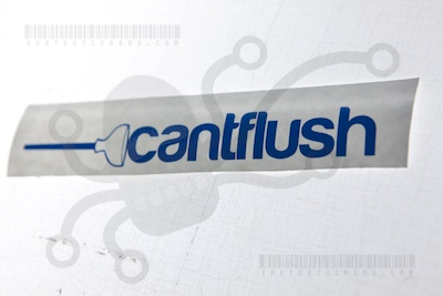 Cantflush