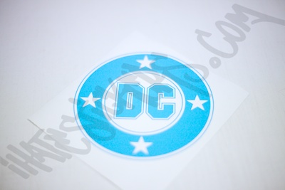 DC Comics Logo Sticker