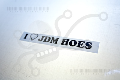 I Heart JDM Hoes