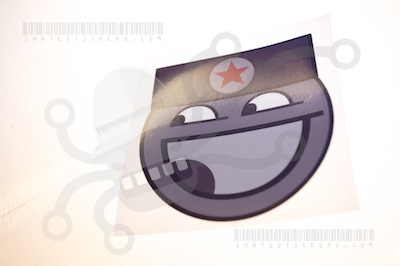 Commie Smiley