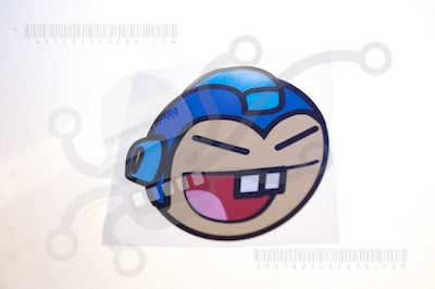 JDM Megaman Smiley