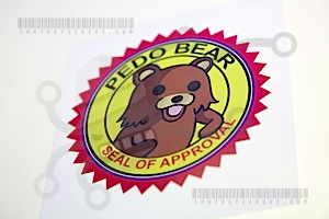 Pedo Bear Seal of Approval