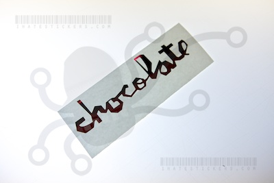 Chocolate Skateboards Logo