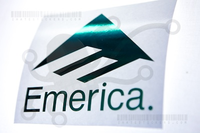 Emerica logo gold