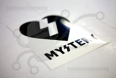 Mystery Skateboards Logo
