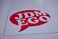 JDM EGO Sticker