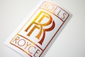 Rolls Royce Logo