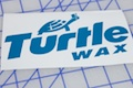 Turtle wax sticker