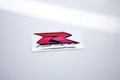 GSXR Printed Logo Sticker