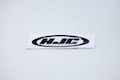 HJC Logo Sticker