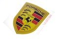 Porsche Shield Printed