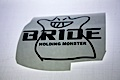 Bride Logo Sticker