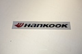 Hankook Logo Specialty Sticker