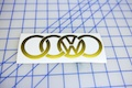 Audi VW Sticker