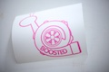 Boost Snail V2 Sticker