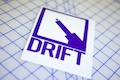 Drift Badge Sticker