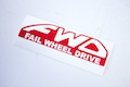 Fail Wheel Drive Sticker