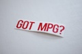 Got MPG Sticker