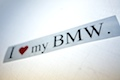 I heart my BMW Specialty