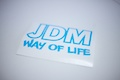 JDM Way of Life Sticker