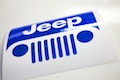 Jeep Face Sticker