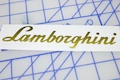 lamborghini Logo Sticker