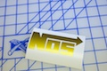 NOS Logo Sticker