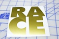 Race Block Sticker