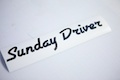 Sunday Driver