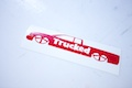 Trucked Sticker