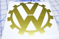 VW Gear Logo Sticker
