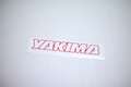 Yakima Logo Sticker