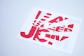 Eat Sleep JDM Rising Sun Sticker