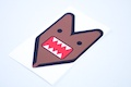 JDM New Driver Domo Sticker